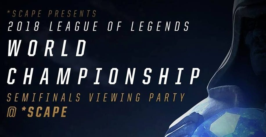 LoL Viewing Party 2018