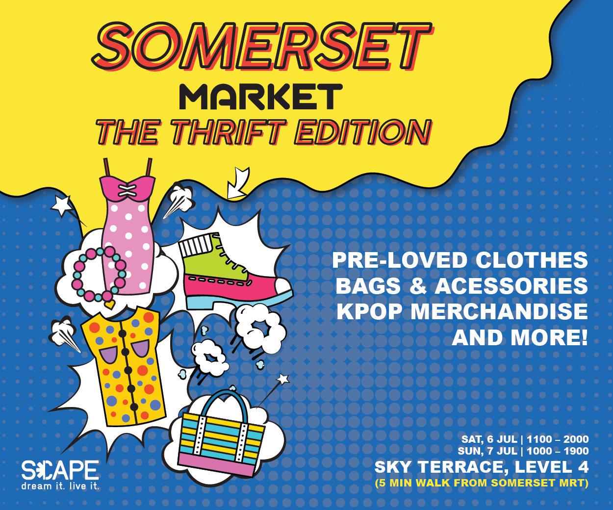 Somerset Market: Thrift Edition
