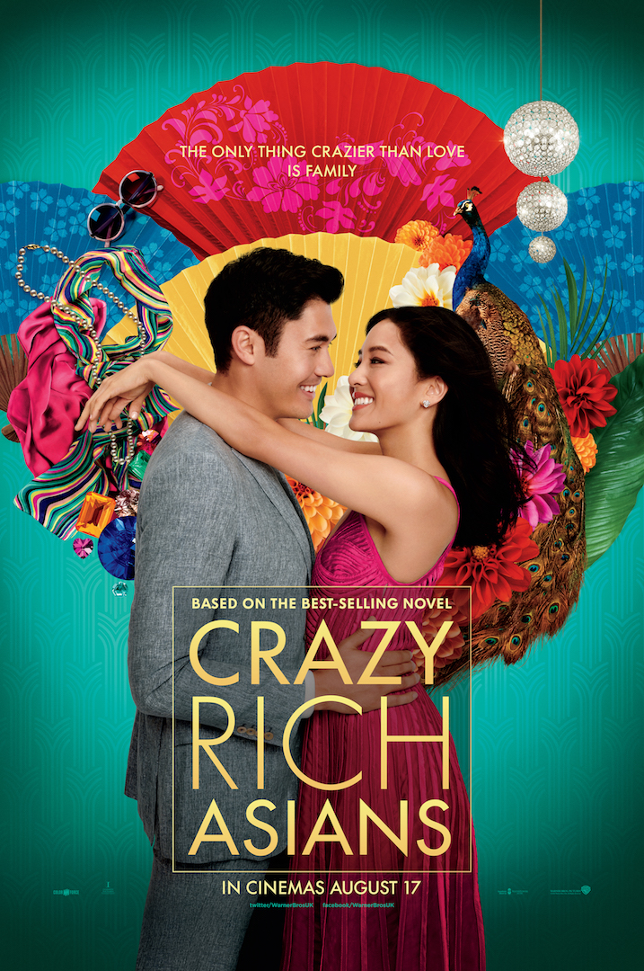Crazy Rich Asians Screenings and Dialogue Sessions