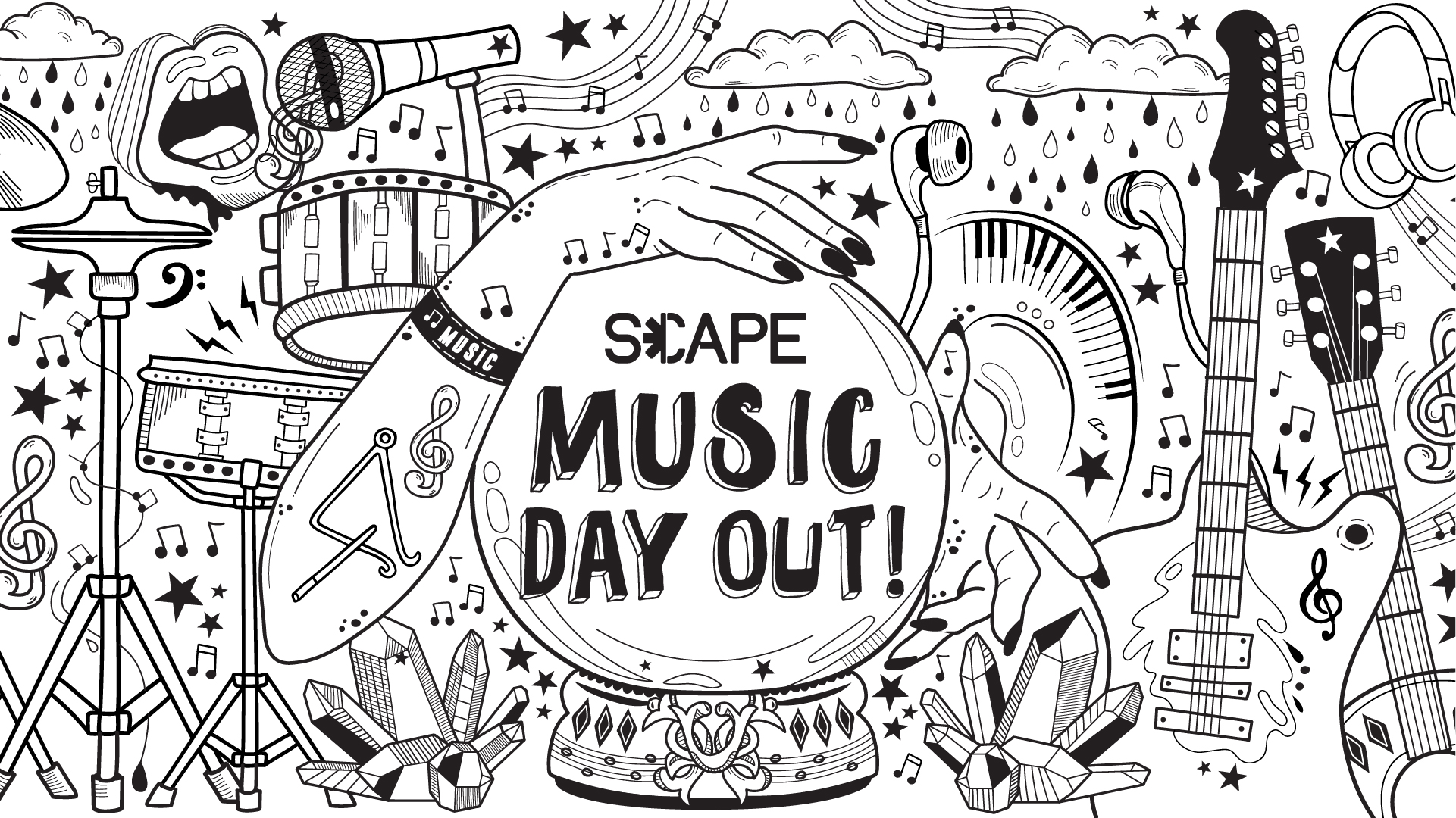 *SCAPE Music Day Out!